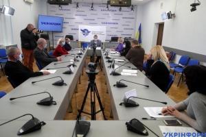 В Киеве представили военную кинодраму «Мать апостолов»