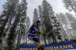 Біатлон: стала відома заявка України на індивідуальні гонки Кубка світу
