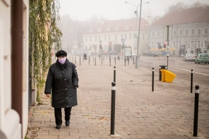 Литва продлила карантин до 17 декабря