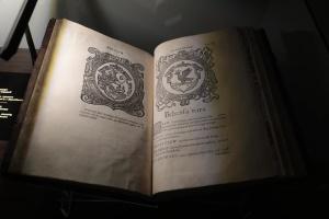 В Киеве открыли выставку о Большом гербе Украины
