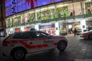 У женщины, напавшей на посетительниц ТЦ в Швейцарии, были связи с исламистами - полиция