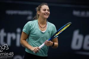 Костюк попала в список участниц основной сетки турнира ITF в Дубае