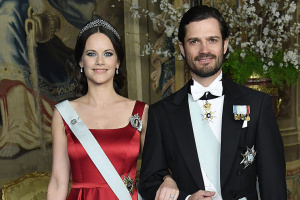 Принц и принцесса Швеции заболели COVID-19