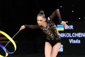 Лидер сборной Украины может выступить на ЧЕ по художественной гимнастике