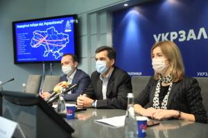Укрзалізниця планує перевозити поїздами не менш як 50% внутрішніх туристів