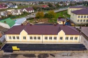На Тернопольщине обновили почти 70-летнюю сельскую школу