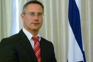 Послом Ізраїлю в Україні стане дипломат Михайло Бродський