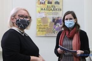 """""""Schmerz der Nachkommen"""": Fotoausstellung in Ukrinform zeigt Geschichte einer deutsch-ukrainischen Familie"""