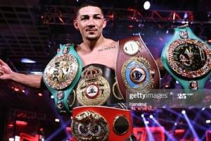 Бокс: Теофімо Лопес назвав своїх бажаних суперників