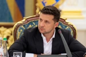 Volodymyr Zelensky tiendra une conférence de presse à l'occasion du 2e anniversaire de son mandat