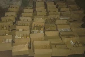 У Києві викрили підпільну майстерню з виготовлення боєприпасів