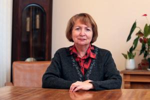 Виктория Задорожная, профессор, эпидемиолог