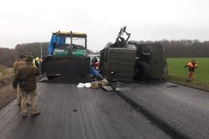 На Кіровоградщині військова вантажівка спричинила смертельну ДТП