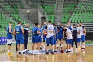 Баскетбол: Україну чекає випробування чемпіонами Європи