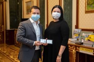 Президент призначив очільницю Харківської ОДА