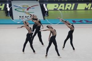 ЧЕ по художественной гимнастике: Украина выиграла еще два «золота»