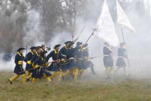 Музей історії Полтавської битви запросив туристів на штурм царських редутів