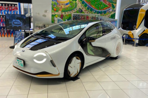 О Тойота-сити и Приусе будущего