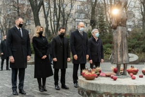Ткаченко: Інформаційний вакуум тоталітарного режиму зміг довго замовчувати геноцид