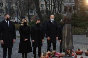 Сегодня неизвестны ни точное количество, ни поименный список жертв голодоморов - Шмыгаль
