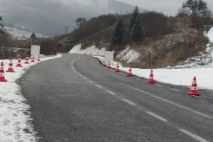 Одну із найвисокогірніших доріг України відкрили на Закарпатті