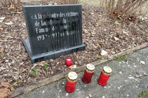У французькому Ельзасі вшанували пам'ять жертв Голодоморів в Україні