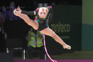 ЧЄ з художньої гімнастики: Україна здобула ще два «золота»