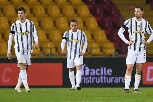 Серия А: «Ювентус» сенсационно потерял очки перед матчем с «Динамо»