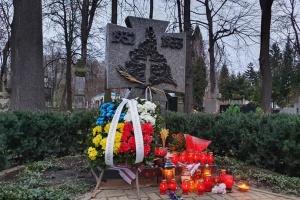 В Польше почтили память жертв Голодомора