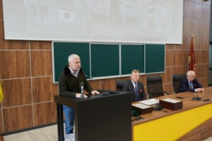 """В харьковском вузе открыли """"лазерную"""" учебную аудиторию"""