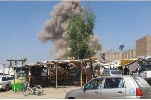 Рядом с военной базой в Афганистане взорвали автомобиль, 21 погибший