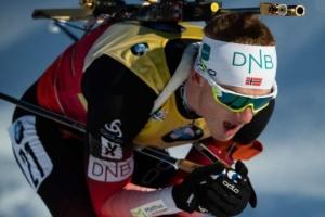 Бьо виграв спринт на етапі Кубка світу з біатлону в Контіолахті; Підручний - 57-й