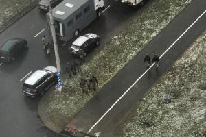 У Мінську на протестному «Марші сусідів» почалися перші затримання