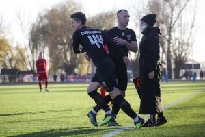 Перша ліга: «Верес» обіграв «Оболонь», перемоги «Агробізнесу» і «Альянсу»