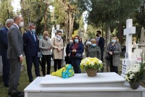 Прем'єр поспілкувався з українською діаспорою в Туреччині