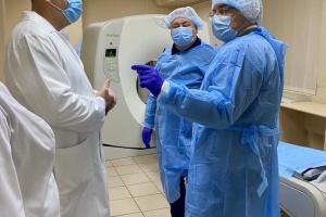 Степанов без попередження перевірив лікарні на Житомирщині