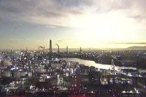 У небі над Японією помітили величезну кулю