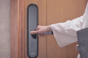Xiaomi выпустила «умный» дверной замок