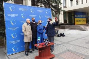 L'ouverture d'un Bureau d'intégration européenne à Dnipro