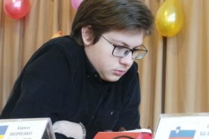 Кирило Шевченко - світле майбутнє українських шахів