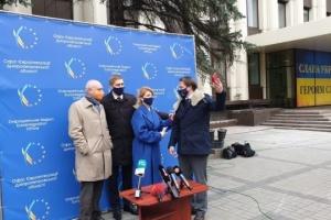 Se abre la Oficina de Integración Europea en Dnipro