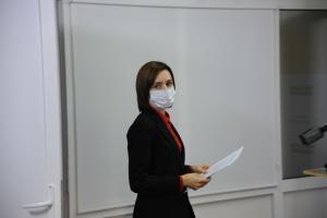 Санду вимагає вивести з Придністров'я російських військових
