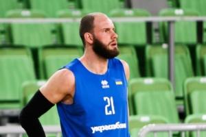 Баскетбол: Тимофеєнко не зіграє проти австрійців через мікротравму