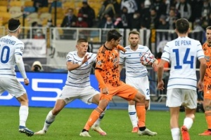 Букмекери дали прогноз на матч Ліги чемпіонів «Ювентус» - «Динамо»