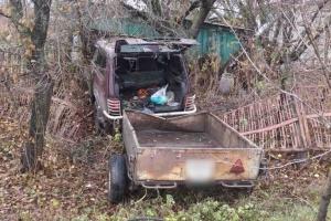 На Харківщині 14-річний хлопець за ніч викрав три авто й на кожному потрапив у ДТП