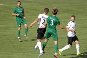 Первая лига: «Горняк-Спорт» закрепился в группе лидеров