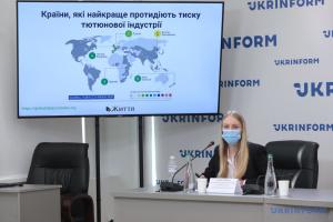 Тютюнове лобі: Україна погіршила показники у глобальному рейтингу