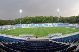Матч УПЛ «Мариуполь» - «Динамо» пройдет на стадионе имени Лобановского