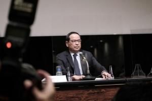 Глава Токийской фондовой биржи ушел в отставку из-за остановки торгов