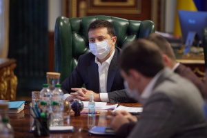 Zelensky vows to complete reform of prosecutor's office